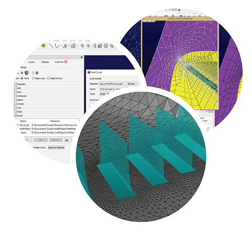 Pointwise CFD Mesh Generation Software