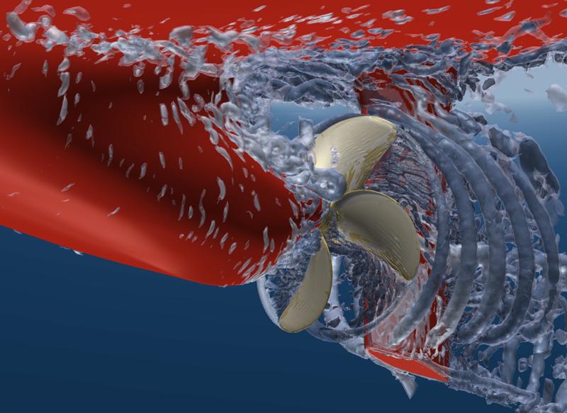 Simulation of Unsteady Propeller Blade Loads Using OpenFOAM®