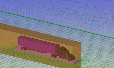 The Influence of Meshing Strategies on Simulation Efficiency