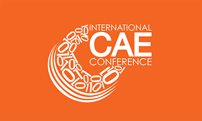 35th International CAE Conference and Exhibition logo