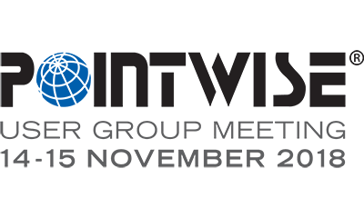 Pointwise User Group Meeting 2018