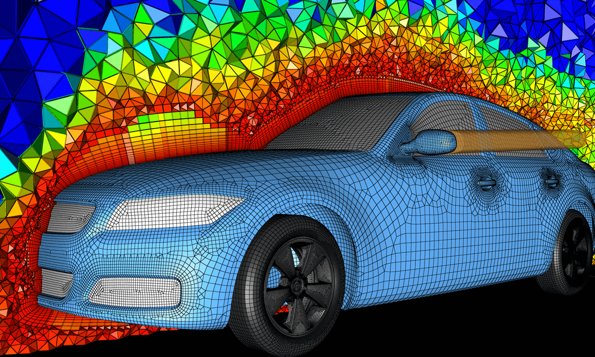 Mesh and Grid Generation Software for CFD | Pointwise
